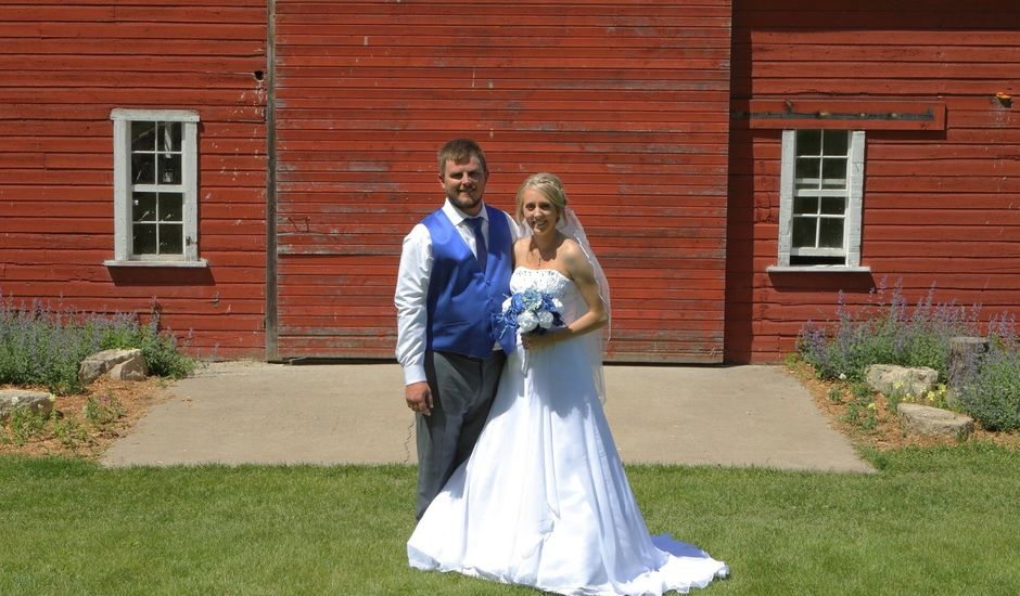 Shane  and Elisabeth 's Wedding in Winona, Minnesota