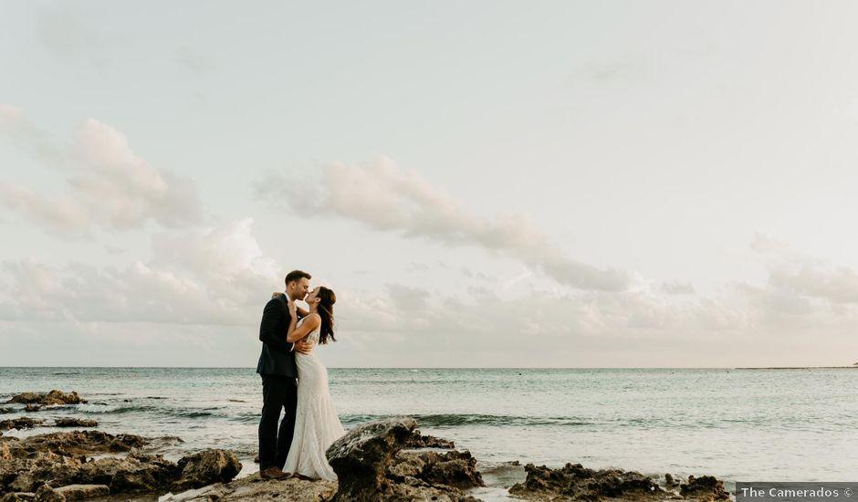 Neil and Morgan's Wedding in Playa del Carmen, Mexico