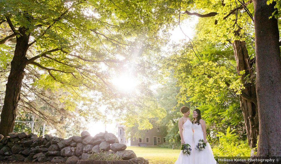 Athilia and Lauren's Wedding in Peabody, Massachusetts