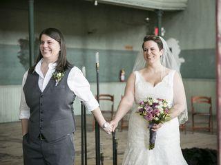 Liz and Kristen's Wedding in Howell, Michigan 3