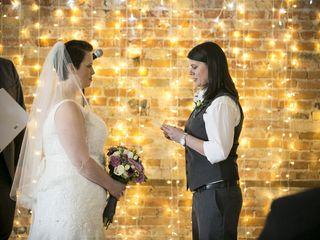 Liz and Kristen's Wedding in Howell, Michigan 17
