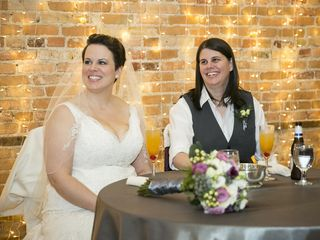 Liz and Kristen's Wedding in Howell, Michigan 29