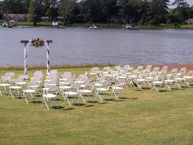 Sam and Allie's Wedding in Portsmouth, Virginia 18
