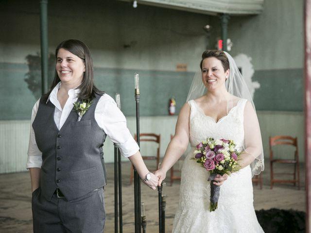 Liz and Kristen's Wedding in Howell, Michigan 7
