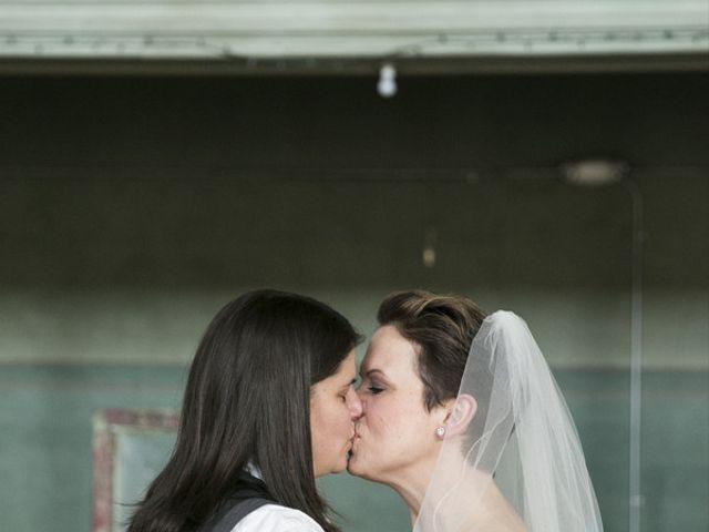 Liz and Kristen's Wedding in Howell, Michigan 8