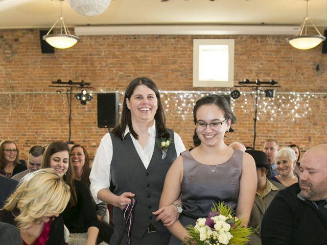 Liz and Kristen's Wedding in Howell, Michigan 15