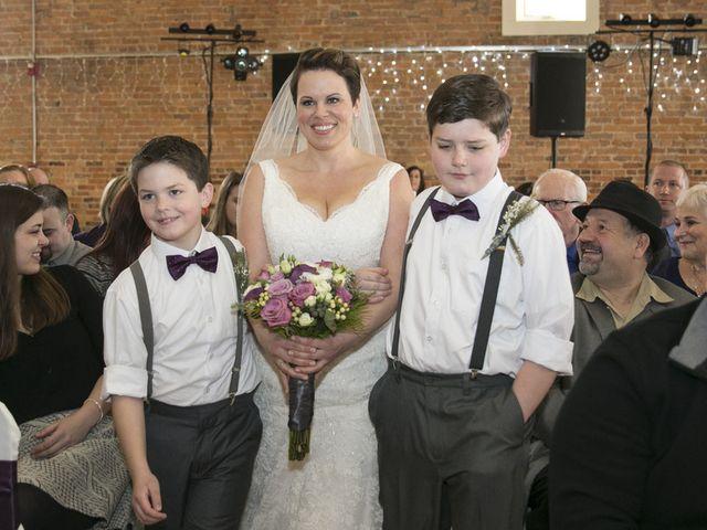 Liz and Kristen's Wedding in Howell, Michigan 16