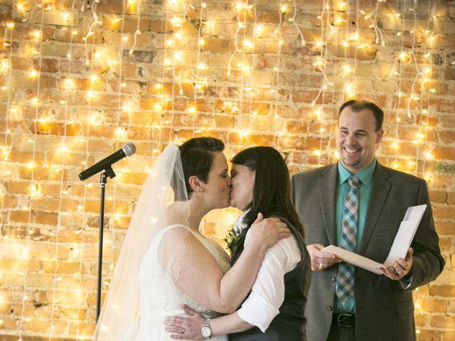 Liz and Kristen's Wedding in Howell, Michigan 19
