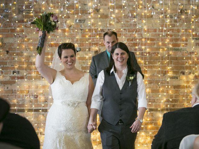 Liz and Kristen's Wedding in Howell, Michigan 20