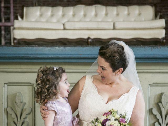 Liz and Kristen's Wedding in Howell, Michigan 22