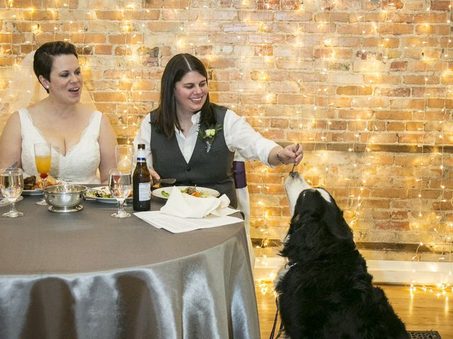 Liz and Kristen's Wedding in Howell, Michigan 30