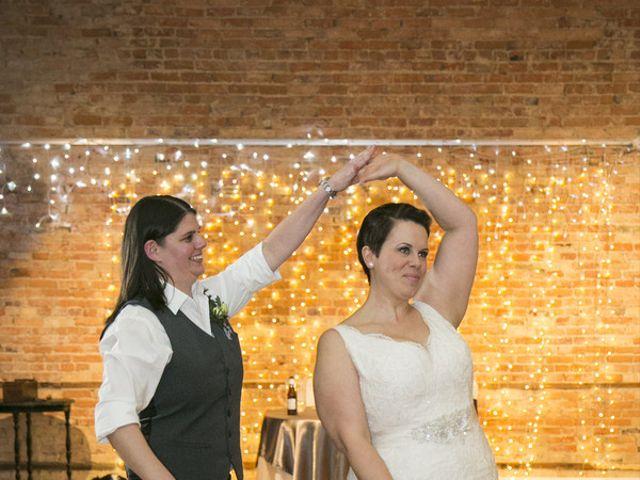 Liz and Kristen's Wedding in Howell, Michigan 31