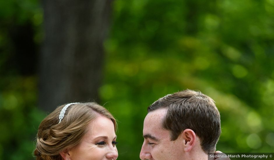 Krista and Andrew's Wedding in Lincoln, Massachusetts