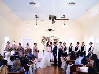 Kaitlyn and Matt's Wedding in Austin, Texas 13