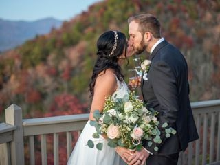 The wedding of Kimberly and Brian 1