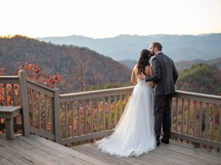The wedding of Kimberly and Brian