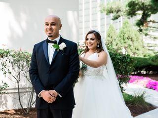 The wedding of Youstina and Bishoy 2