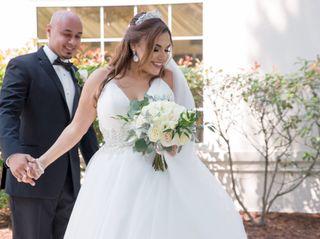 The wedding of Youstina and Bishoy 3