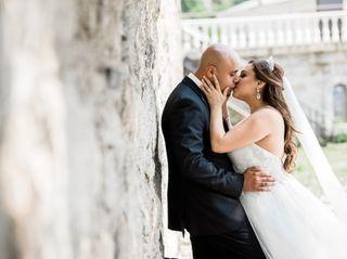 The wedding of Youstina and Bishoy