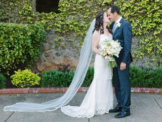 Jessica and Esteban's Wedding in Sonoma, California 3