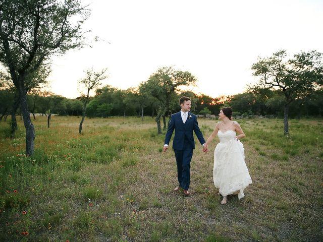 Kaitlyn and Matt's Wedding in Austin, Texas 16