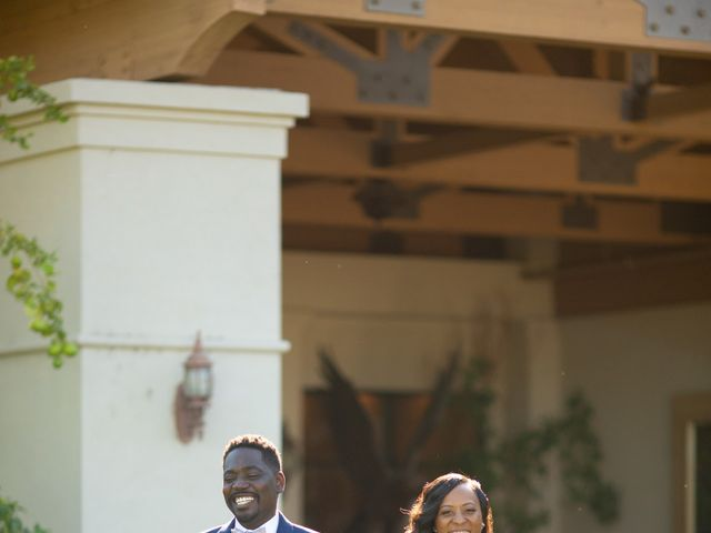 Wasani and Kenya's Wedding in Corona, California 13