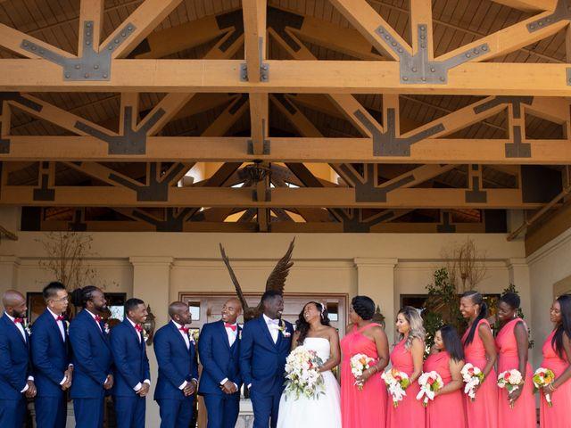 Wasani and Kenya's Wedding in Corona, California 18