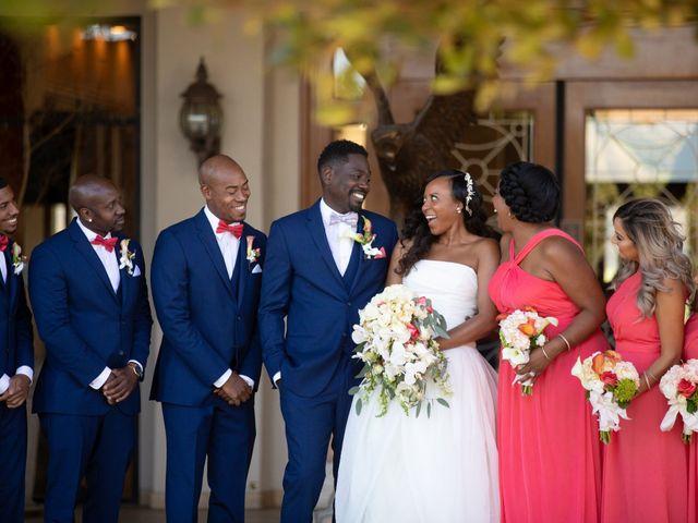 Wasani and Kenya's Wedding in Corona, California 19