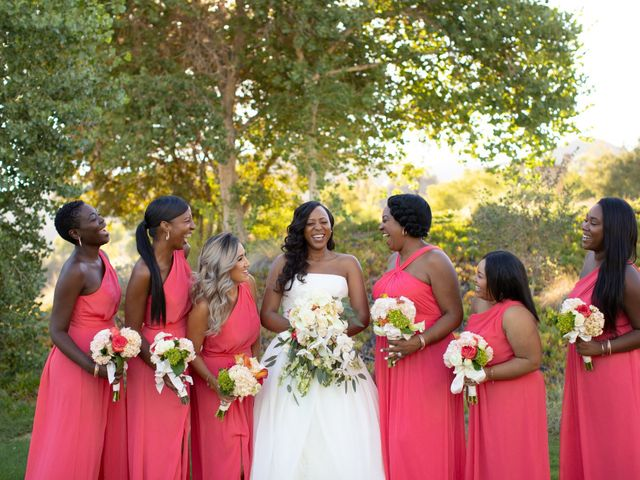 Wasani and Kenya's Wedding in Corona, California 21