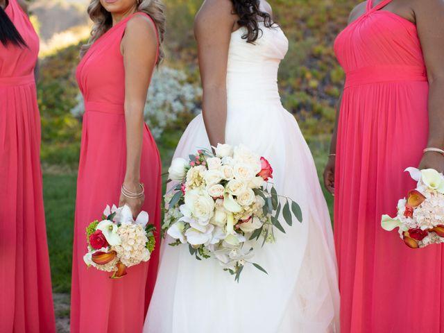 Wasani and Kenya's Wedding in Corona, California 23