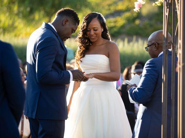 Wasani and Kenya's Wedding in Corona, California 29