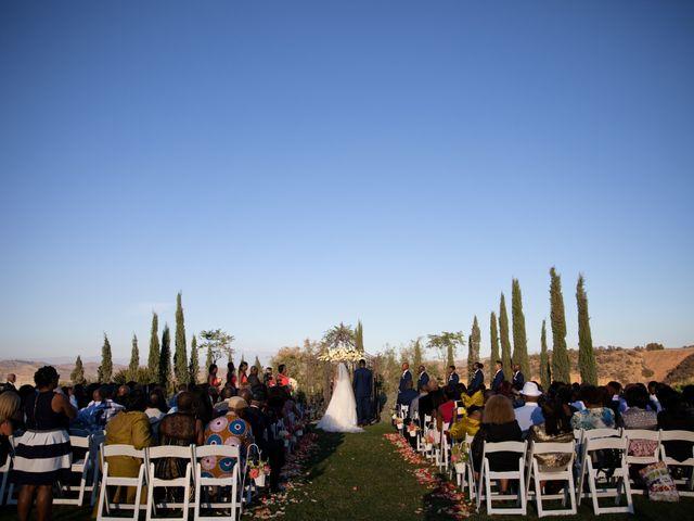 Wasani and Kenya's Wedding in Corona, California 31