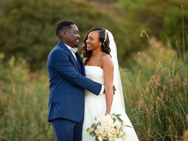 Wasani and Kenya's Wedding in Corona, California 41