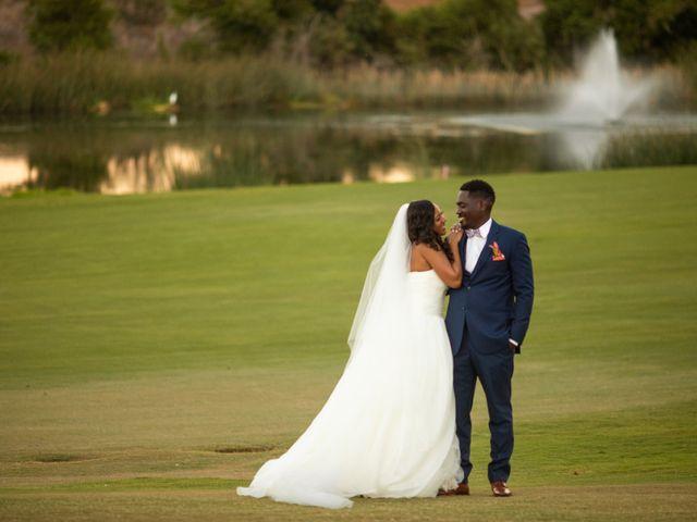 Wasani and Kenya's Wedding in Corona, California 46