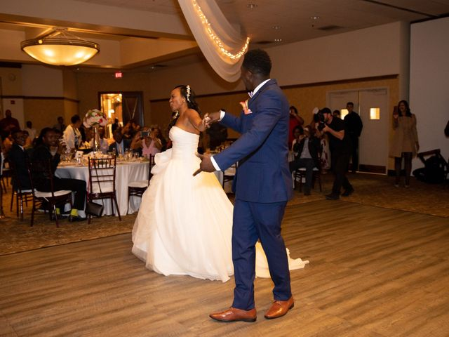 Wasani and Kenya's Wedding in Corona, California 56