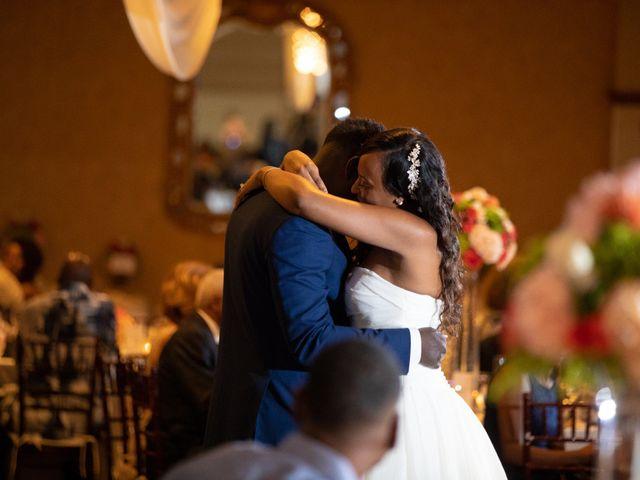 Wasani and Kenya's Wedding in Corona, California 57
