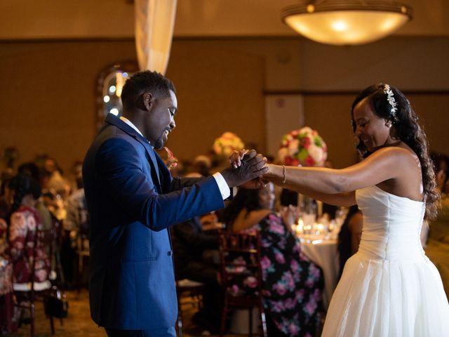 Wasani and Kenya's Wedding in Corona, California 58