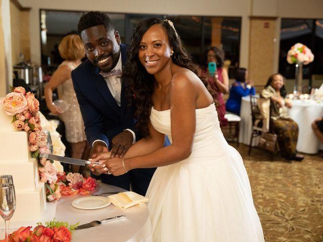 Wasani and Kenya's Wedding in Corona, California 63