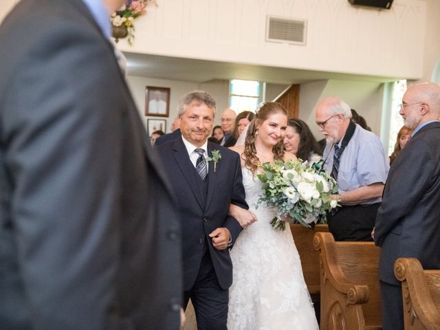 Dan and Lindsay's Wedding in Kingston, New York 2
