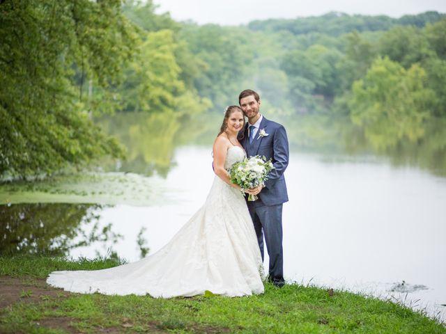 The wedding of Lindsay and Dan