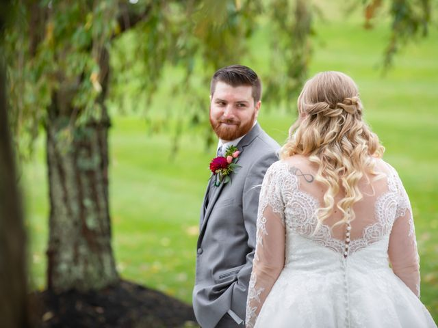 Patrick and Cassandra's Wedding in Sparta, New Jersey 8