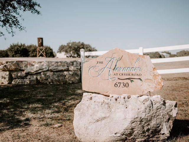 Samson and Amanda's Wedding in Dripping Springs, Texas 4