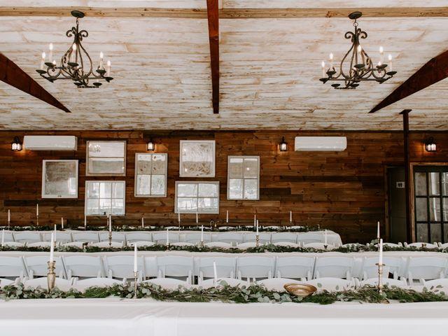 Samson and Amanda's Wedding in Dripping Springs, Texas 7
