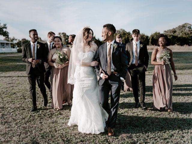 Samson and Amanda's Wedding in Dripping Springs, Texas 1