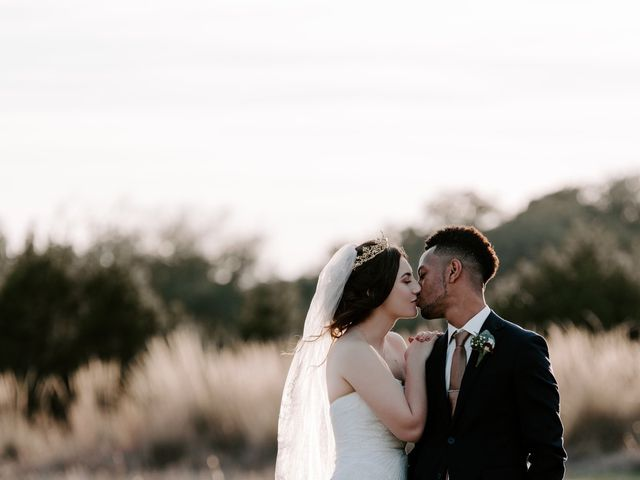 Samson and Amanda's Wedding in Dripping Springs, Texas 2