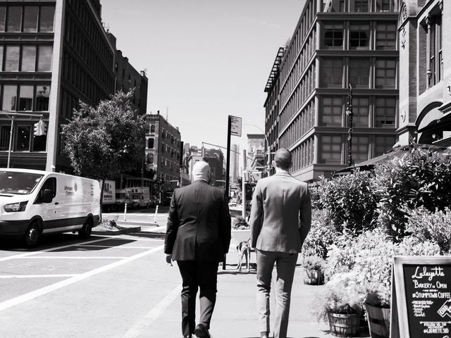 Tyson and Daniel's Wedding in New York, New York 13