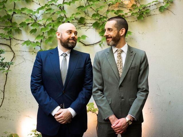 Tyson and Daniel's Wedding in New York, New York 1