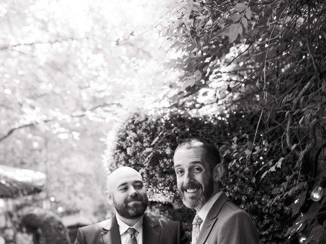 Tyson and Daniel's Wedding in New York, New York 18