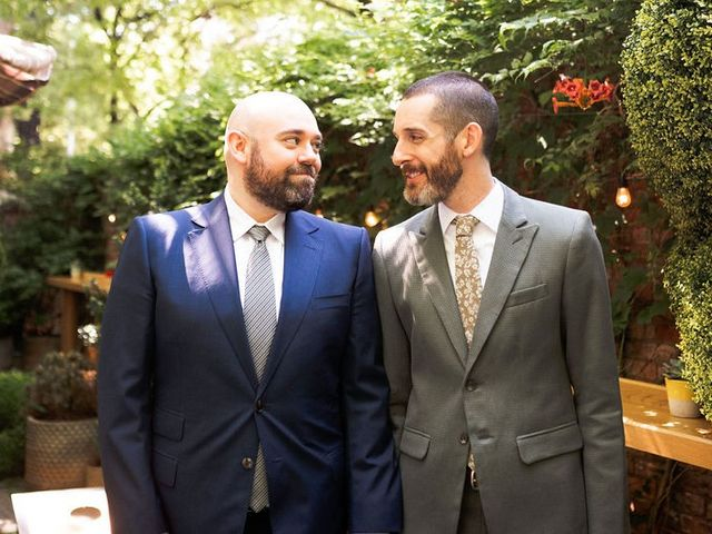 Tyson and Daniel's Wedding in New York, New York 19