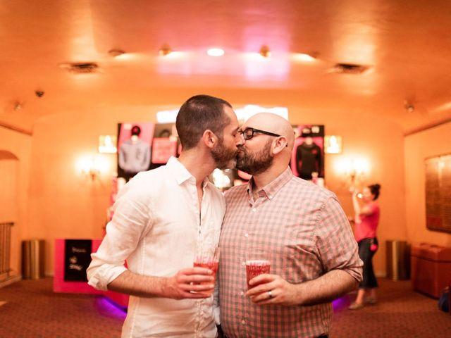 Tyson and Daniel's Wedding in New York, New York 33